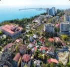Отдых в центре Черноморского
