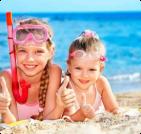 Отдых с детьми в Черноморском
